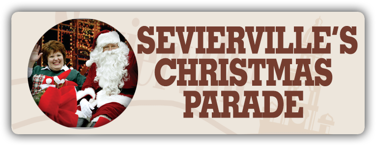 Sevierville Chamber of Commerce - Christmas Parade