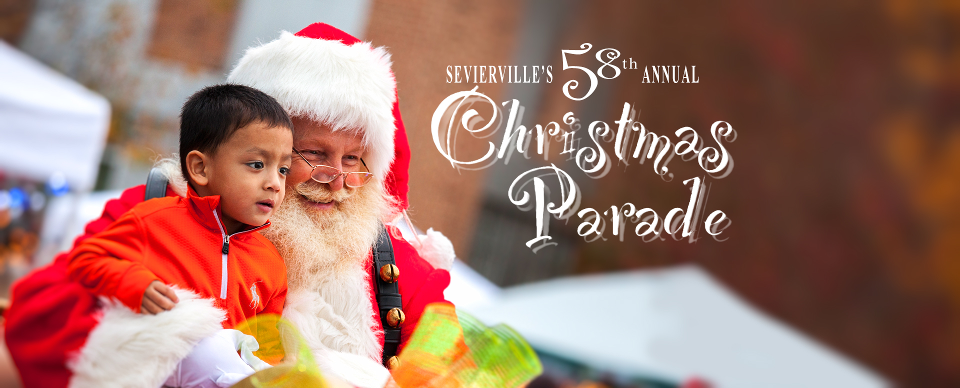 Sevierville Chamber of Commerce Christmas Parade