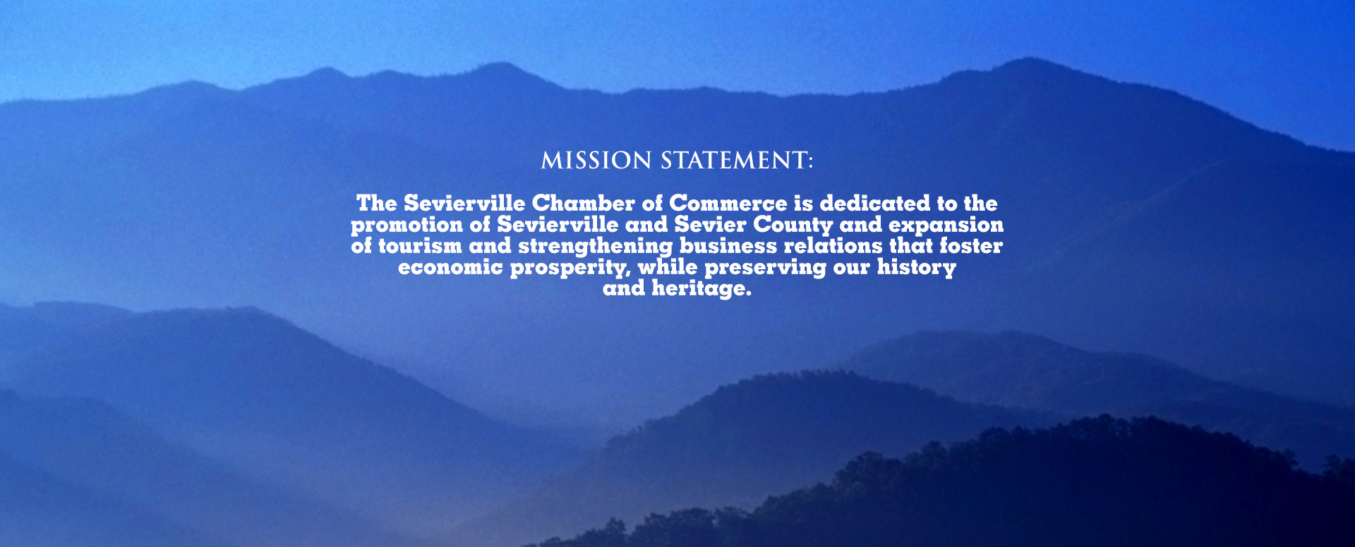 SCOC Misson Statement